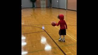 Quick Ball Handling, Shooting and Jump stop Emphasis