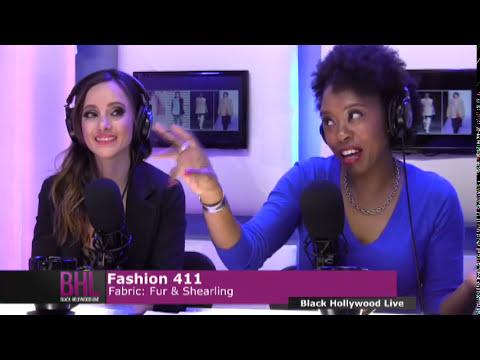 Fashion 411 w/ Kelly Nishimoto | February 21st, 2014 | Black Hollywood Live