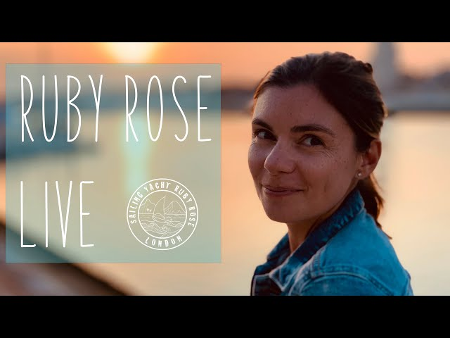 Live: Ruby Rose 2 Update, out of season plans, RV'ing and test sailing our catamaran choices.