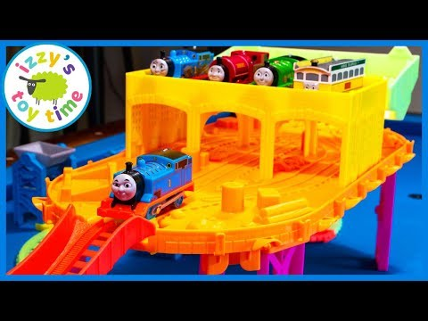 BRAND NEW RELEASED THOMAS TRACKMASTER?!