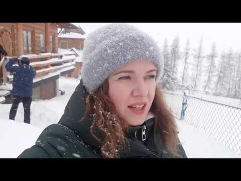 VLOG: Закопане-Nowy Targ. Новогодний отрыв. Жизнь в Польше.