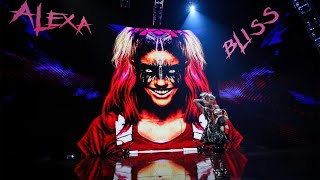 WWE EXTREME RULES 2021 Alexa Bliss vs. Charlotte Flair - WWE Raw  Women's Championship Match