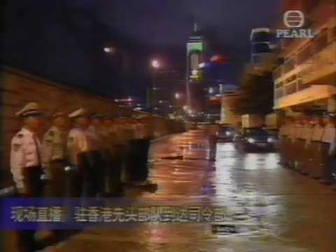 what happened in hong kong in 1997