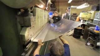 Marine Fuel tank Fabrication