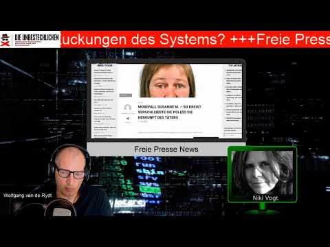 Freie Presse News: Zensur und Krieg gegen die eigene Bevölkerung - die letzten Zuckungen des Systems