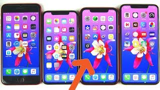 iPhone xr first look