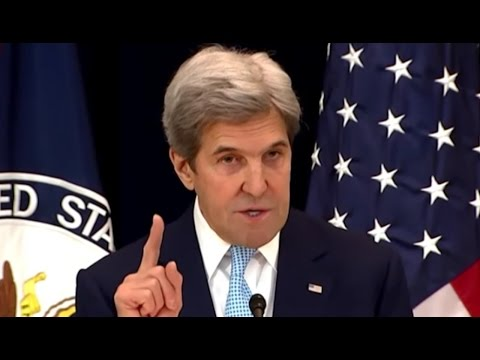 Kerry On U.N. Resolution Condemning Israeli Settlements: 'Israel Can Either Be Jewish Or Democratic'