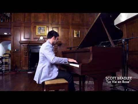 La Vie en Rose (Edith Piaf Solo Piano Cover) - Scott Bradlee