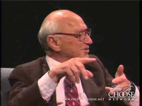 Milton Friedman on Price Controls and Barter