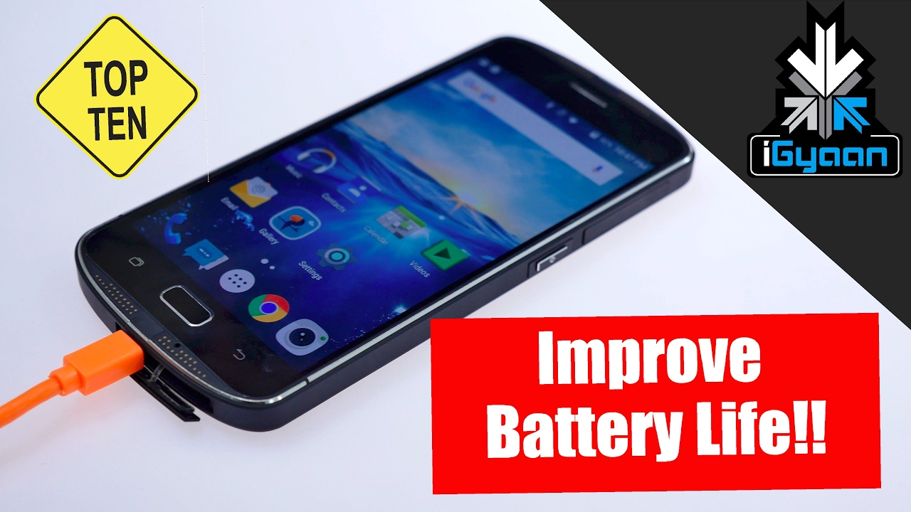 Top 10 Tips to Save Battery Life on Your Smartphone