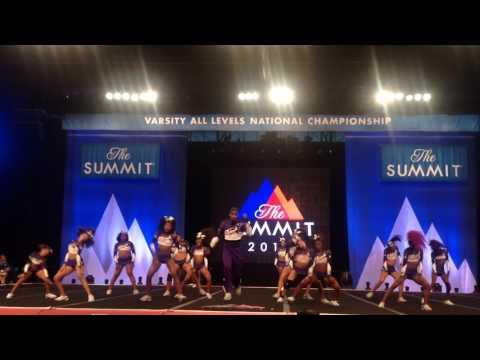 Kriss Kross - Sr. 4.2 Rockstar Cheer Atlanta East @ The Summit Semi-finals 05-06-17