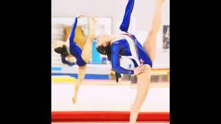 Gymnastic floor music-Break Free