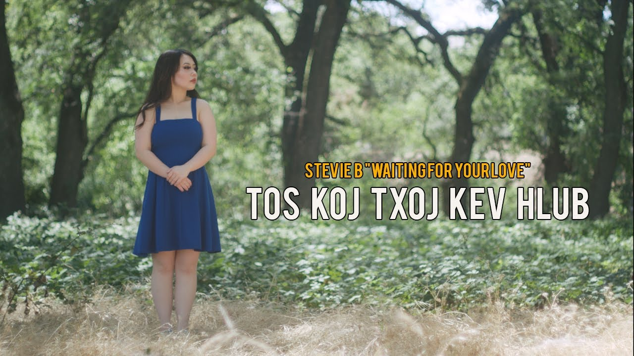 "Stevie B: ""Waiting for your love"" (Tos Koj Txoj Kev Hlub)"