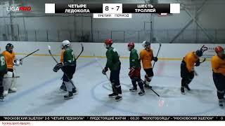 Шорт хоккей. Ночной турнир. Лига Про. 10 июня 2019 г