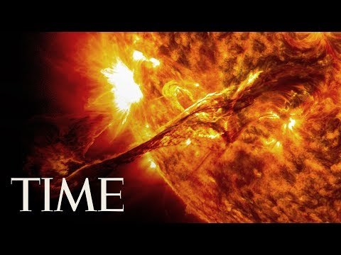 Mission To Touch The Sun: NASA To Send Spacecraft Closer To Sun Than Ever Before | TIME