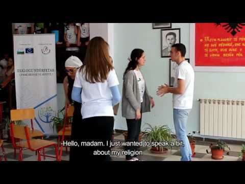 What Youth Believe - Interfaith Dialogue Theater Performance Subbed