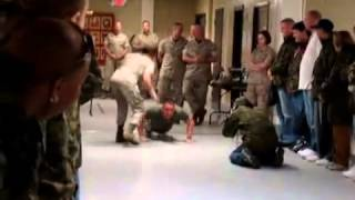 Us Marine Cpt Is Owned By A Drill Instructor
