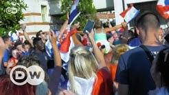 Der Stolz der Franzosen auf die Equipe Tricolore | DW Deutsch
