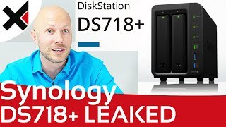 Synology DS718+ LEAKED unofficial (German) | iDomiX