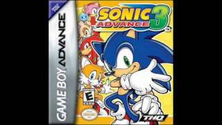 "Sonic Advance 3 ""Chaos Angel Act 1"" Music"