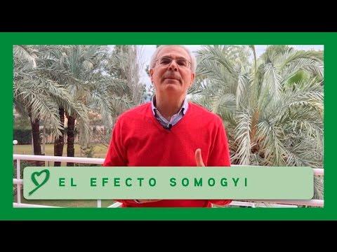 ¿Qué es el efecto Somogy?