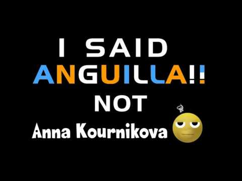 How To Say Anguilla