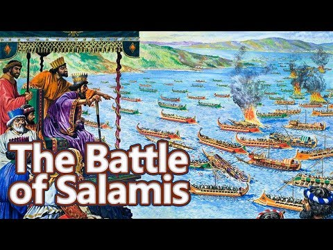 The Battle Of Salamis - Athens Vs Persia - Ancient History #08 - See U In History