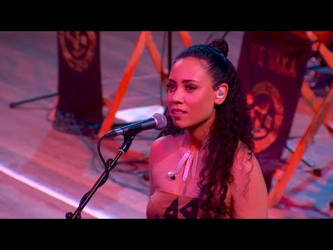 "Te Vaka - ""I Am Moana"" Live with Orchestra Wellington 2018"