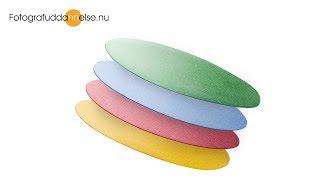 Farvefilter til studieflash