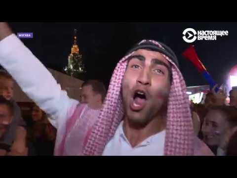 Россия—Египет 31. Что творилось в Москве после матча