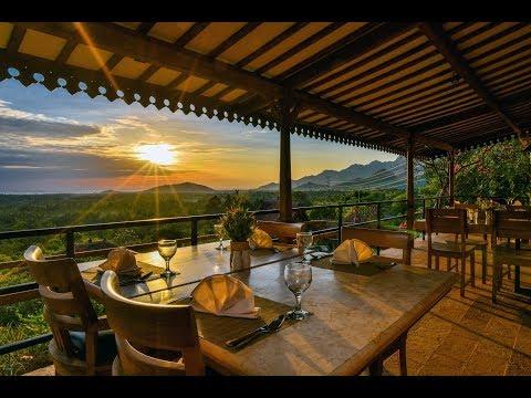 Suma Restaurant at the Sumberkima hill Retreat