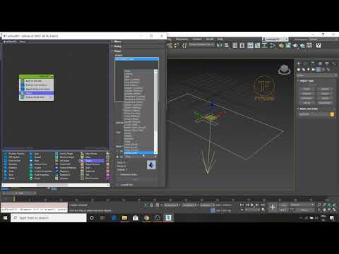 Tyflow Basics 2 Bouncing And Breaking Particle Geometries