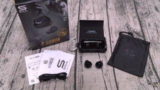 SOUL X-SHOCK - True Wireless Earphones