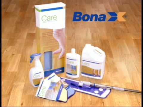 Bona Care System - Look After your Wooden Floors