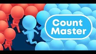 마스터 카운트: 군중 클래시 & 스틱맨 달리기 게임 screenshot 2