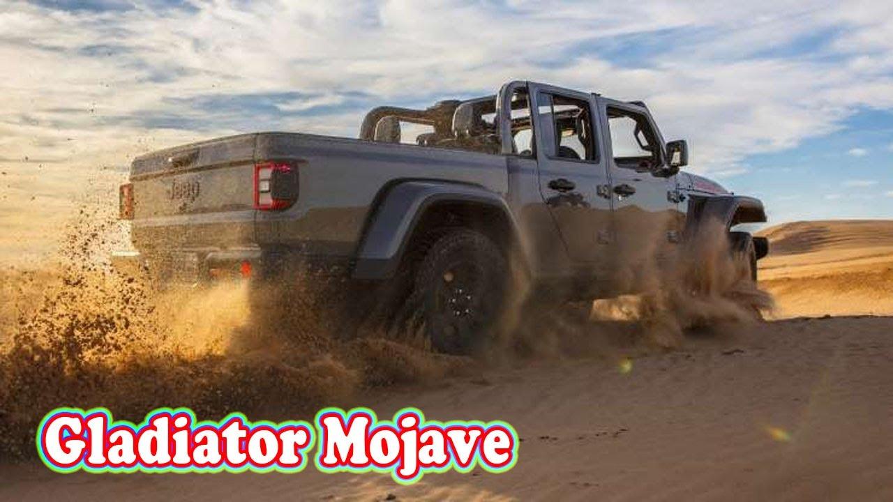 2021 jeep gladiator mojave off road  2021 jeep gladiator