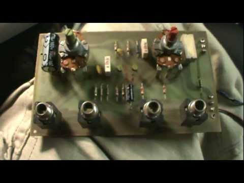 Peavey PA Power Amplifier Repair. Part 5.