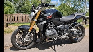 New 2019 BMW R1250R first ride and some thoughts