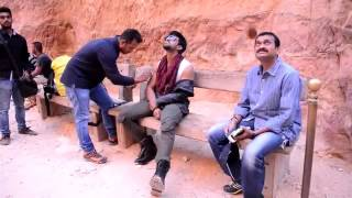 GAV Govindudu Andarivadele   Ra Rakumara Song Making    Ram Charan, Kajal Ag
