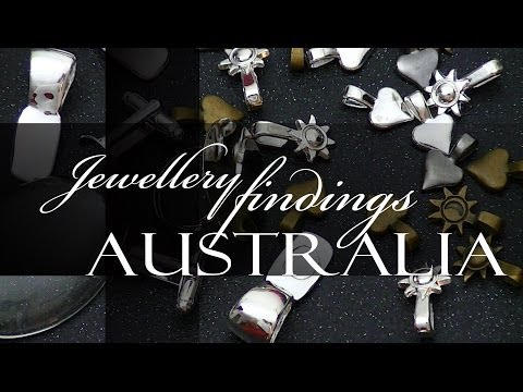 Jewellery Findings And Jewellery Making Supplies Australia Online