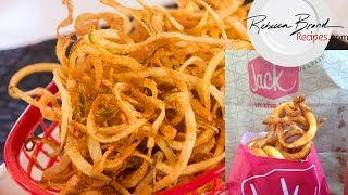 Seasoned Curly Fries: Jack in the Box Recipe copy