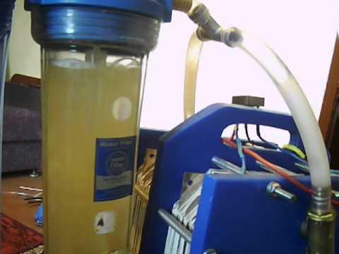 Электролизёр газа Брауна