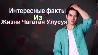 Чагатай Улусой Интересные факты из жизни актёра
