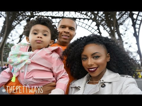 We're going to Paris France!! Travel Diary || Jessica Pettway