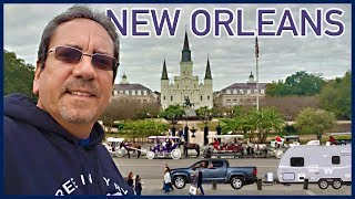 The West 2019 Part 3 - Breakfast in New Orleans