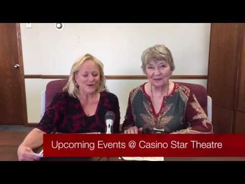 Upcoming Events At The Casino Star Theatre In Gunnison Utah