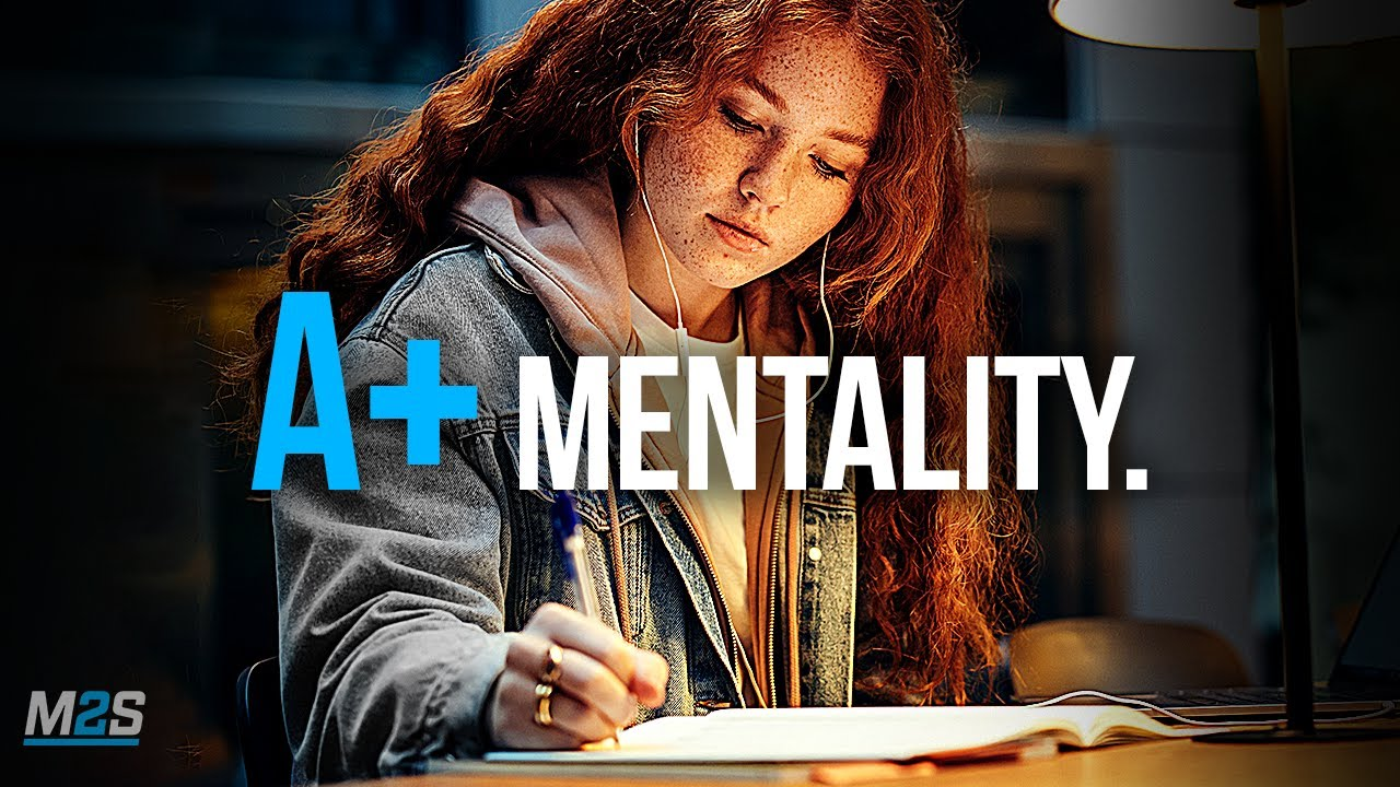 Download A+ STUDENT MENTALITY - Best Study Motivation #2