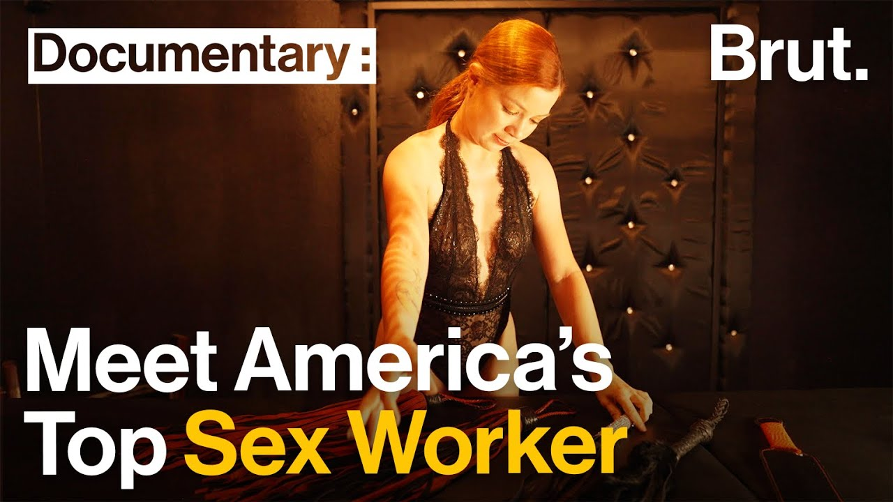 She's America's Highest Paid (Legal) Sex Worker