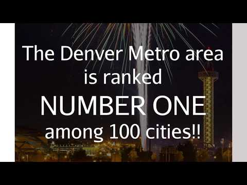 Denver Ranked The Best Place To Live In The U.S. ~ Hope Marie Hooper