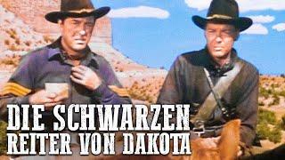 Die Schwarzen Reiter von Dakota - Western Spielfilm, deutsch, kompletter Film (ganze Filme gratis)